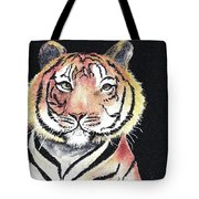 Baby Tiger Tote Bag
