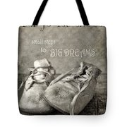 Baby's First Shoes Tote Bag