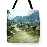 Bac Ha Town Tote Bag