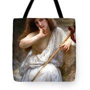 Bacchante Tote Bag