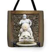 Bacchus Fountain Tote Bag