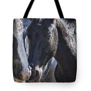 Bachelor Stallions - Pryor Mustangs Tote Bag