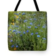 Bachelor's Meadow Tote Bag