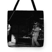 Bachman-turner Overdrive In Spokane In 1976 Tote Bag