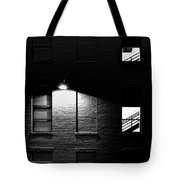Back Alley 330am Tote Bag