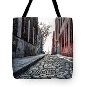 Back Alley Tote Bag