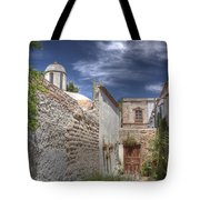 Back Door Tote Bag