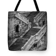 Back Entrance Tote Bag by Joan Carroll