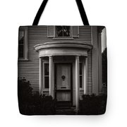 Back Home Bar Harbor Maine Tote Bag
