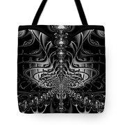 Back In Black Tote Bag