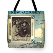 Back In Hackensack New Jersey Tote Bag