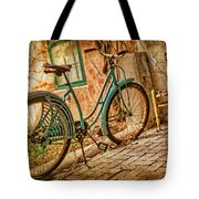 Back Patio Tote Bag by Nikolyn McDonald
