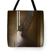Back Stairway Tote Bag