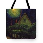 Back Street Tote Bag