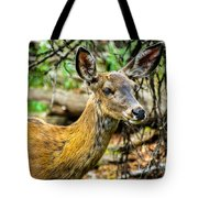 Back-tail Doe Tote Bag