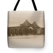 Back Then Tote Bag
