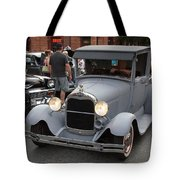 Back To The 50s - Grants Pass Tote Bag