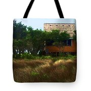 Back To The Island Tote Bag