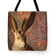 Background Noise Tote Bag