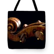Backlit Scroll Tote Bag