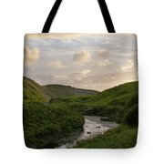 Backroads Ireland Tote Bag