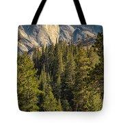 Backroads Of Yosemite Tote Bag