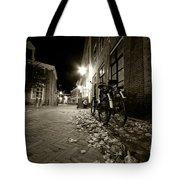 Backstreet Of Amersfoort  Tote Bag