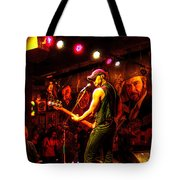 Backup Singers Tote Bag