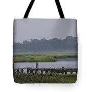 Backwater Bayau Tote Bag