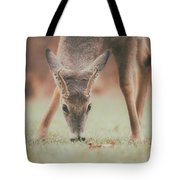 Backyard Beauty Tote Bag