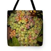 Backyard Garden Series -hidden Grape Cluster Tote Bag