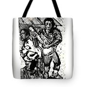 Backyard Music Tote Bag