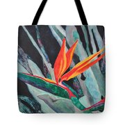 Backyard Paradise Tote Bag