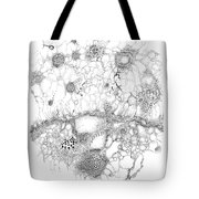 Bacteriophage Ballet Tote Bag