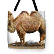 Bactrian Camel Tote Bag