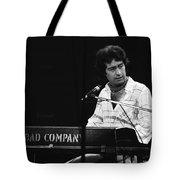 Bad Company 1977 Tote Bag