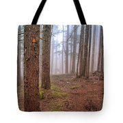 Baden Powell Trail Marker Tote Bag
