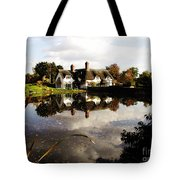 Badger House Tote Bag