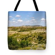 Badlands 21 Tote Bag