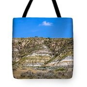 Badlands 27 Tote Bag
