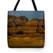 Badlands In Color Tote Bag