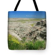 Badlands National Park  1 Tote Bag