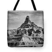 Badlands Peak Tote Bag