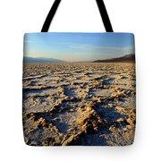 Badwater Basin Tote Bag