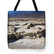 Badwater Telescope Peak Extremes   Tote Bag