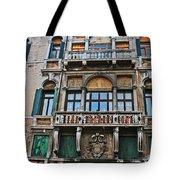 Baffo Balcony Tote Bag