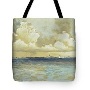 Bahama Island Light Tote Bag