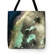 Bahama Reef Tote Bag