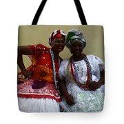 Bahian Ladies Of Salvador Brazil 3 Tote Bag