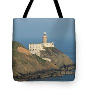 Baily Lighthouse Howth Tote Bag